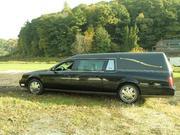 CADILLAC DEVILLE Cadillac DeVille Funeral Coach