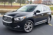 2013 Infiniti JX JX35 DELUXE TOURING SELLING NO RESERVE MUST SEE